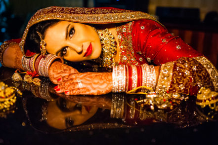 Marcela - South Asian Lebanese Hindu Wedding in Houston Texas