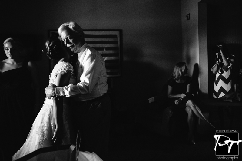 Claire and Chance- Philip Thomas Photography
